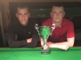 Bradford Snooker Pairs Final 2016