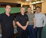 2019 Pairs Finalists Kevin Firth & Wayne Cooper & Gareth Green & Anthony Green