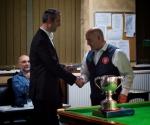 Winner Mark Ball