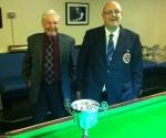 Tournament Directors - Dave Parrott & Eddie Radcliffe