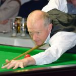 Six-times world snooker champion Steve Davis was as funny as ever at Field Sports & Social Club